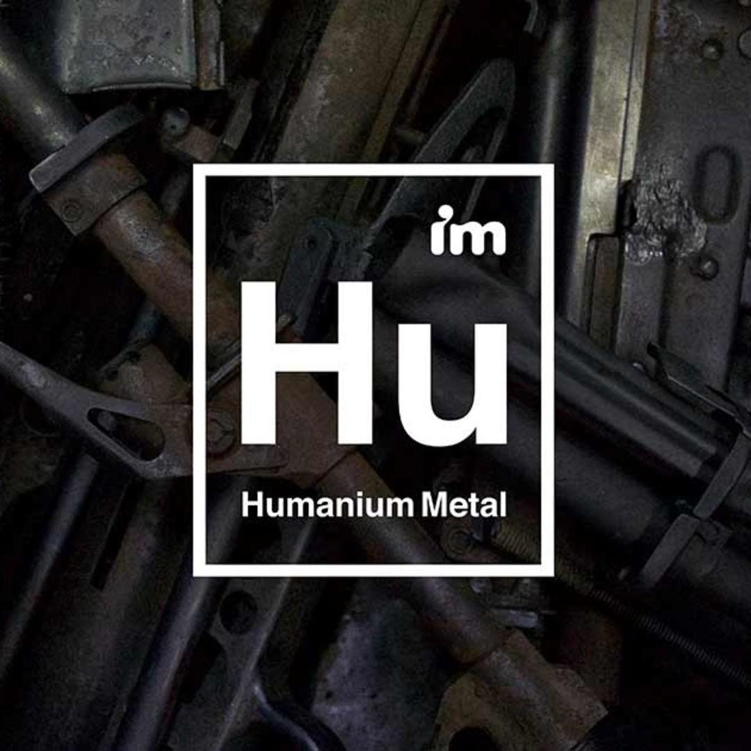 Humanium Metal Logo